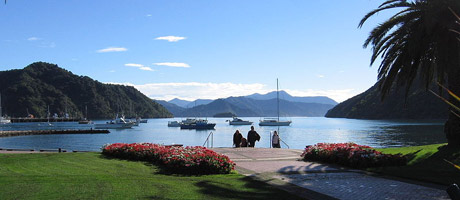 Mietwagen in Picton Neuseeland