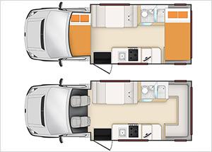 Wohnmobil 4 Bett Euro Star Fahrzeugdetails Und