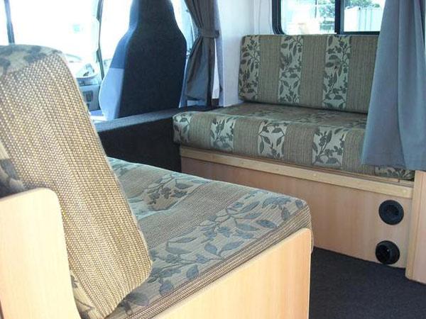 Komplettdusche Hornbach : Dusche Sitzbank H?he : Neuseeland Wohnmobil mit 7 Betten von Kiwi NZ